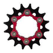 Ultim8 Single Speed Cassette Cog w/ 6B Disc Mount