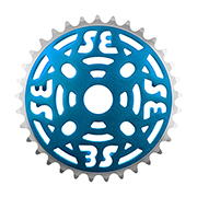 One Piece Alloy Chainring