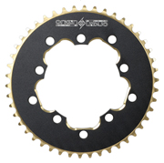 DOUBLE-double Chainrings