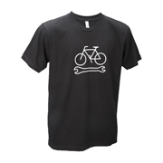 T-Shirt Bike Wrench