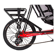 Recumbent Rear Carrier