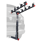Deluxe Quick Release Bike Hitch Mount