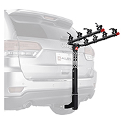 Deluxe Bike Hitch Mount