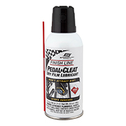 Pedal & Cleat Dry Film Lube
