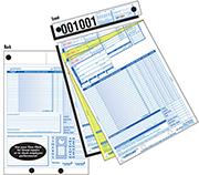 Big Repair/Sales Forms