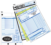 Big Repair/Sales Forms
