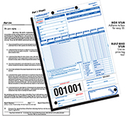 Big Inv./Sales Forms
