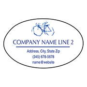 Custom Bike Labels
