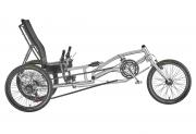 EZ-3 USX HD Trike