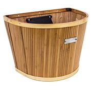 Bamboo Slat QR