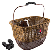 City-Wicker DLX Basket