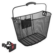 Deluxe QR Basket