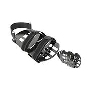 Adjustable Heel & Toe Support