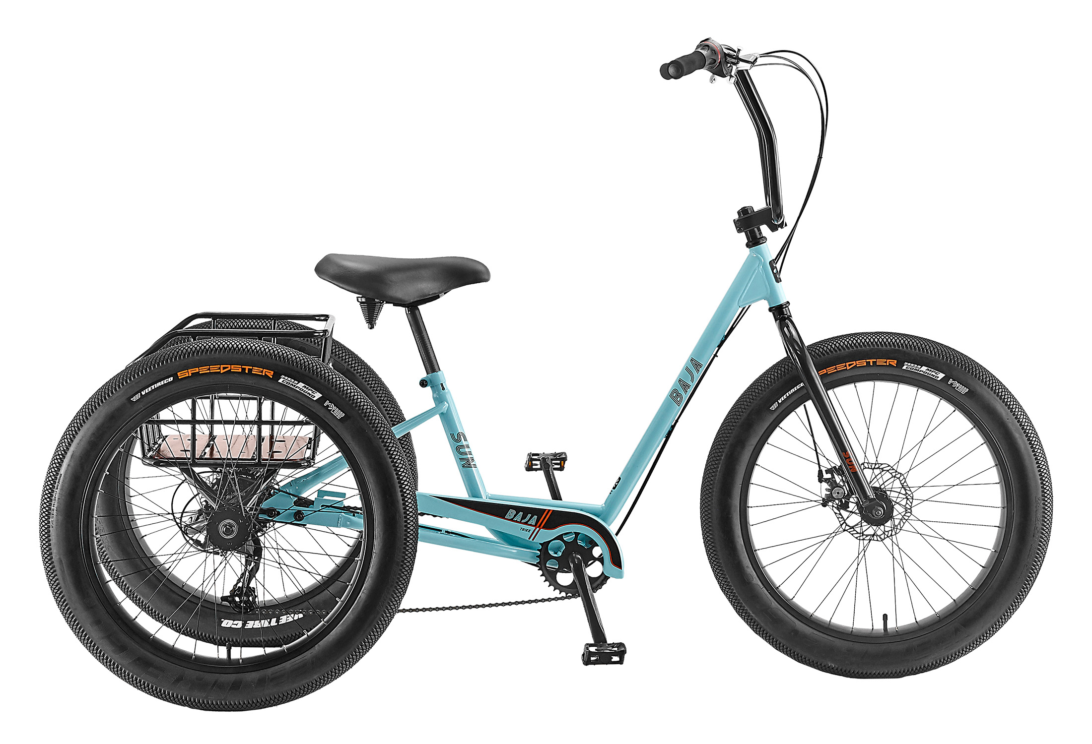 Baja Trike | Trike Categories | Sun Bicycles