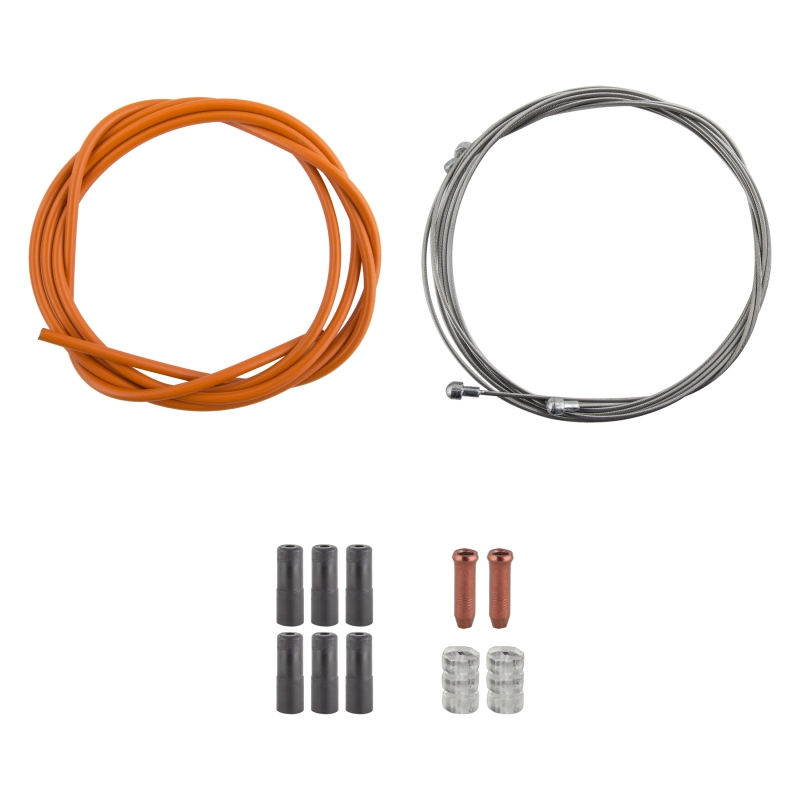 Clarks Stainless Steel Sport Gear Kit Cable Gear Clk Kit F+r Ss Spt Rd//mt Org