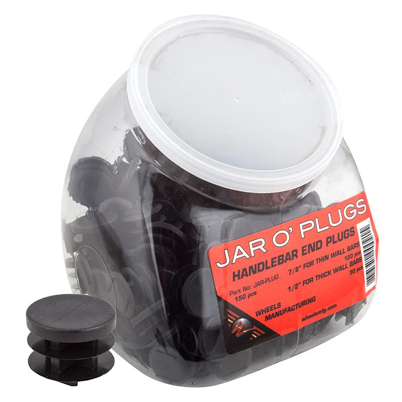 Wheels Manufacturing Jar O Handle Bar Plugs 31494