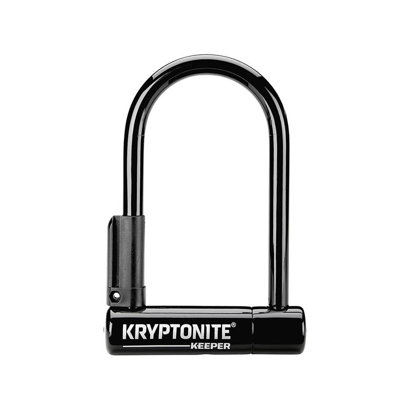 """Kryptonite Keeper Mini 3.25 X 6/"""" 6 u-lock"""