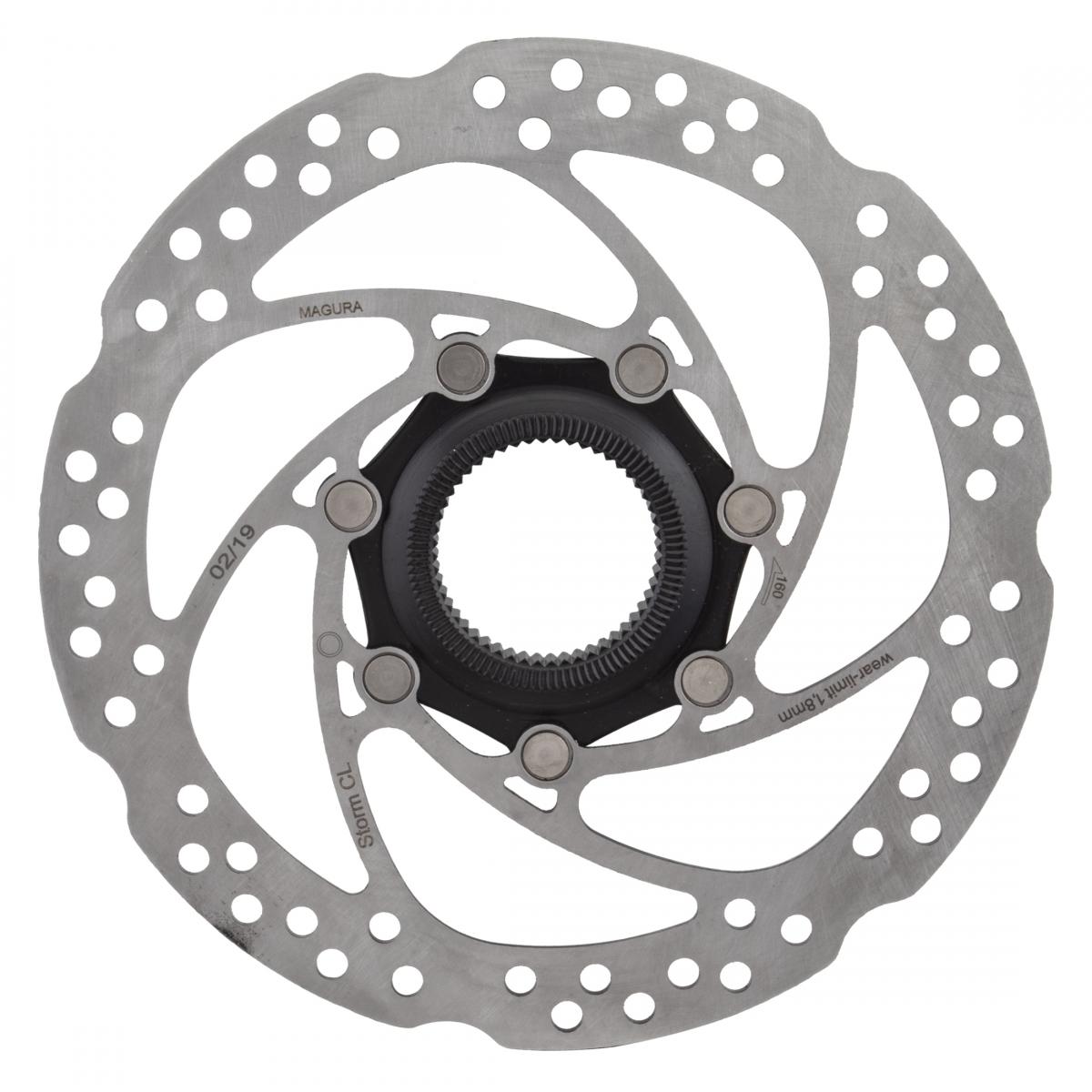 FSA Brake Part Disc Rotor 140 K-Force 2Pc