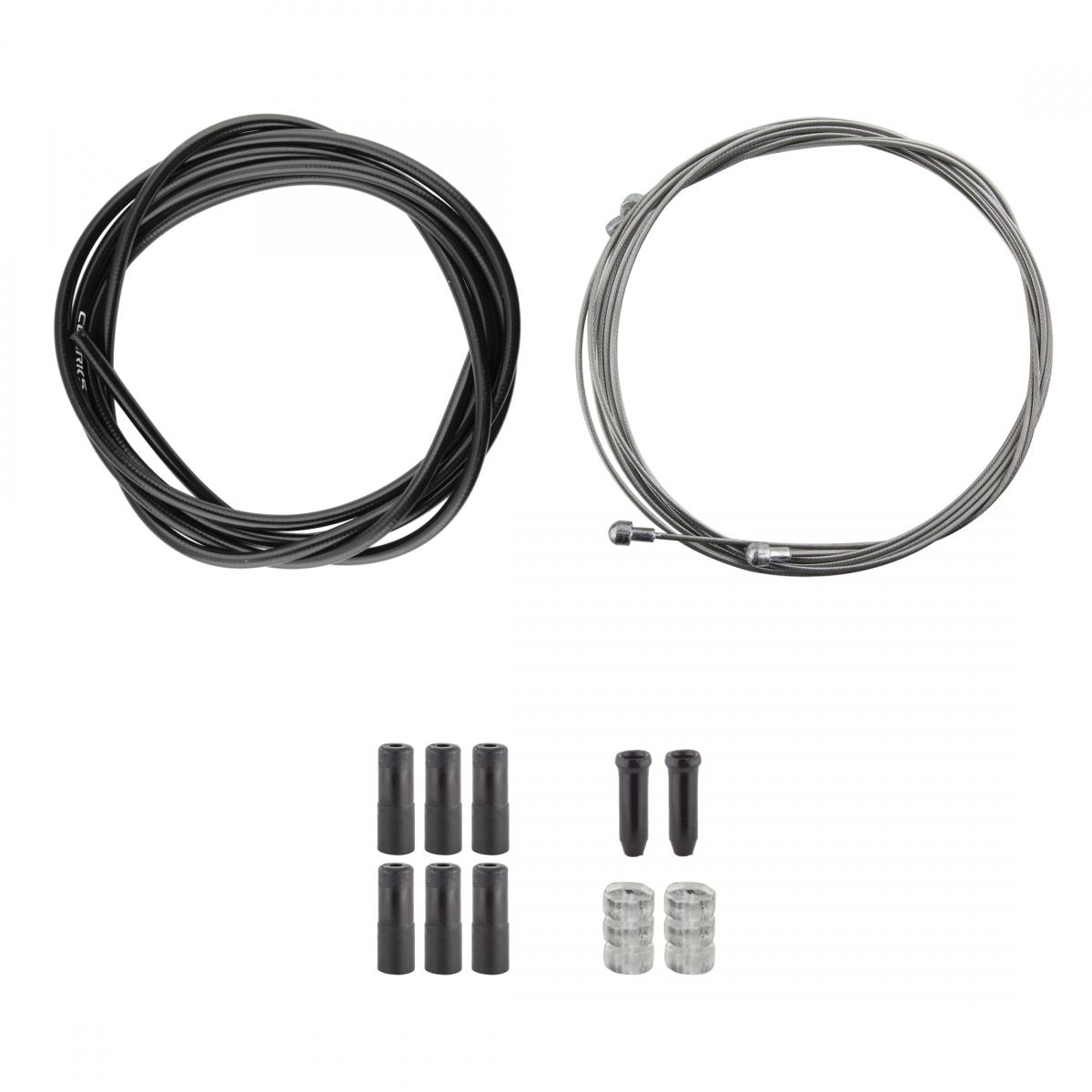 Black Ops Cable Brake Bk-Ops Kit Bmx Ftorrr Cp-Bk Lined-Housing 67X69In