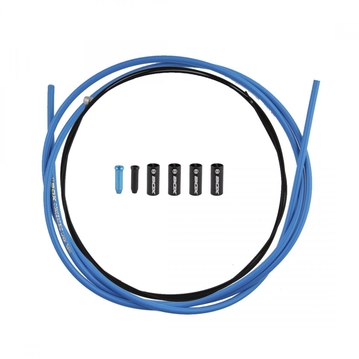 Black Ops DefendR Brake Cable Kit Cable Brake Kit Bmx Ftorrr L-bu Ss-tef 71x83in