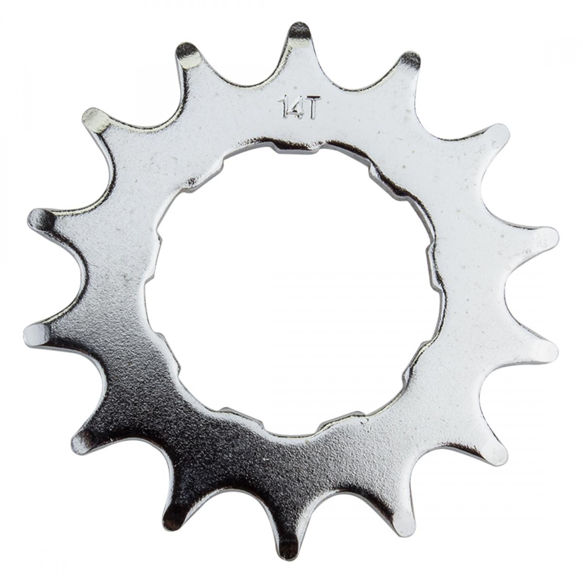 "ORIGIN8   3//32/""--14T SILVER SINGLE SPEED  BICYCLE COG"