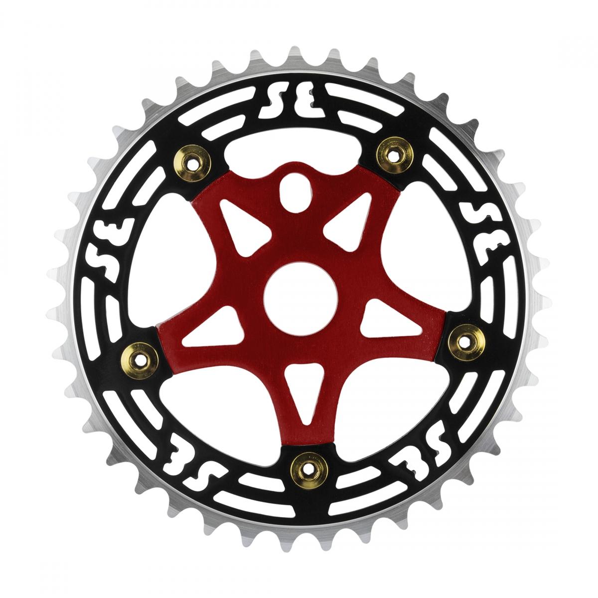 Se bikes One Piece Steel Chainring 39T