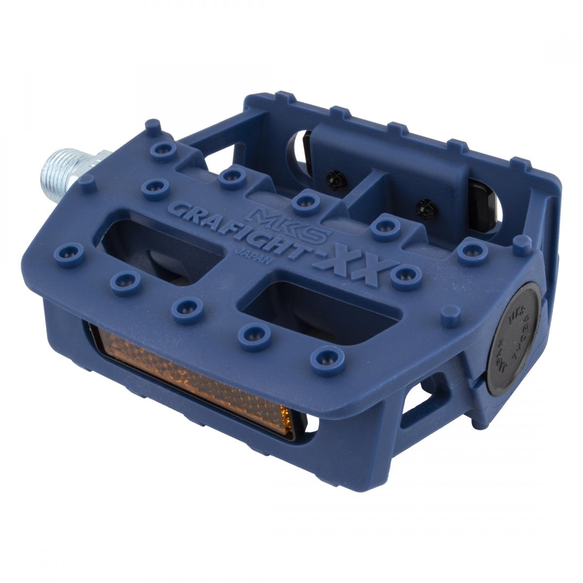 Mks RMX Pedals Mks Rmx Platform 9//16 Sil