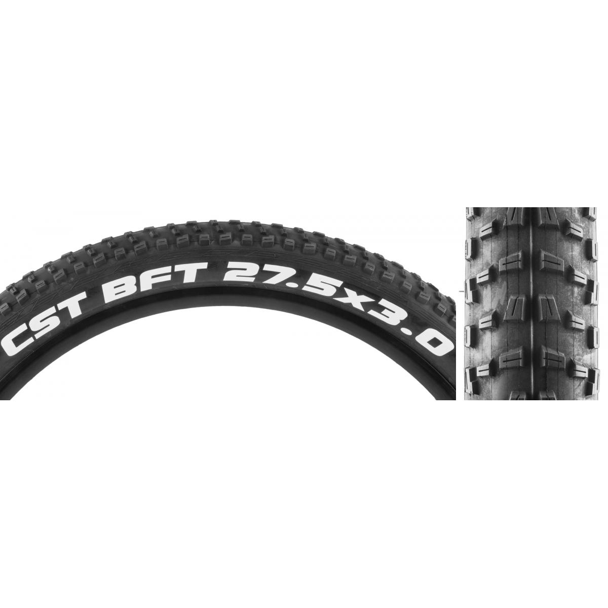 CST Premium BFT 27.5x2.4 Black//Black Folding Eps