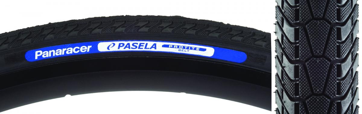 Panaracer Pasela Protite Tire Pan Pasela Protite 700x32 Wire Bk//sk
