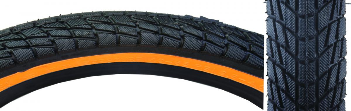 Kontact Tire Sunlt 20x1.95 Rd//rd Kontact K841 Sunlite Freestyle