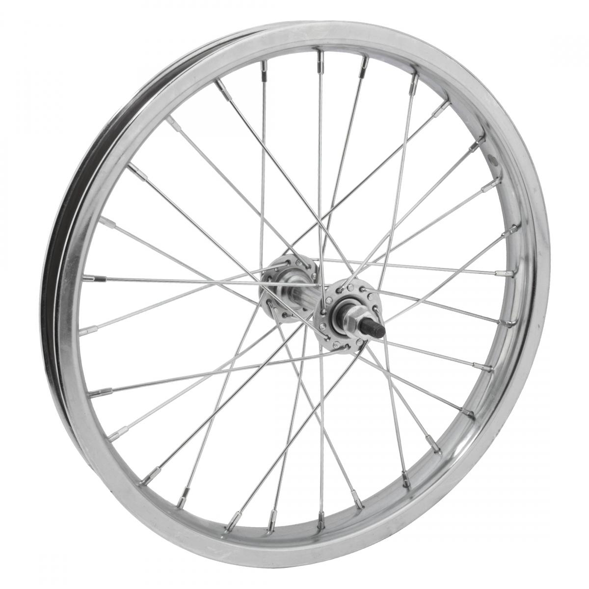 Wheel Masters Wheel Front 20X1.75 406X24 Wei Dm30 Sl 36 Aly Bo 3//8 Sl Ss2.0Sl
