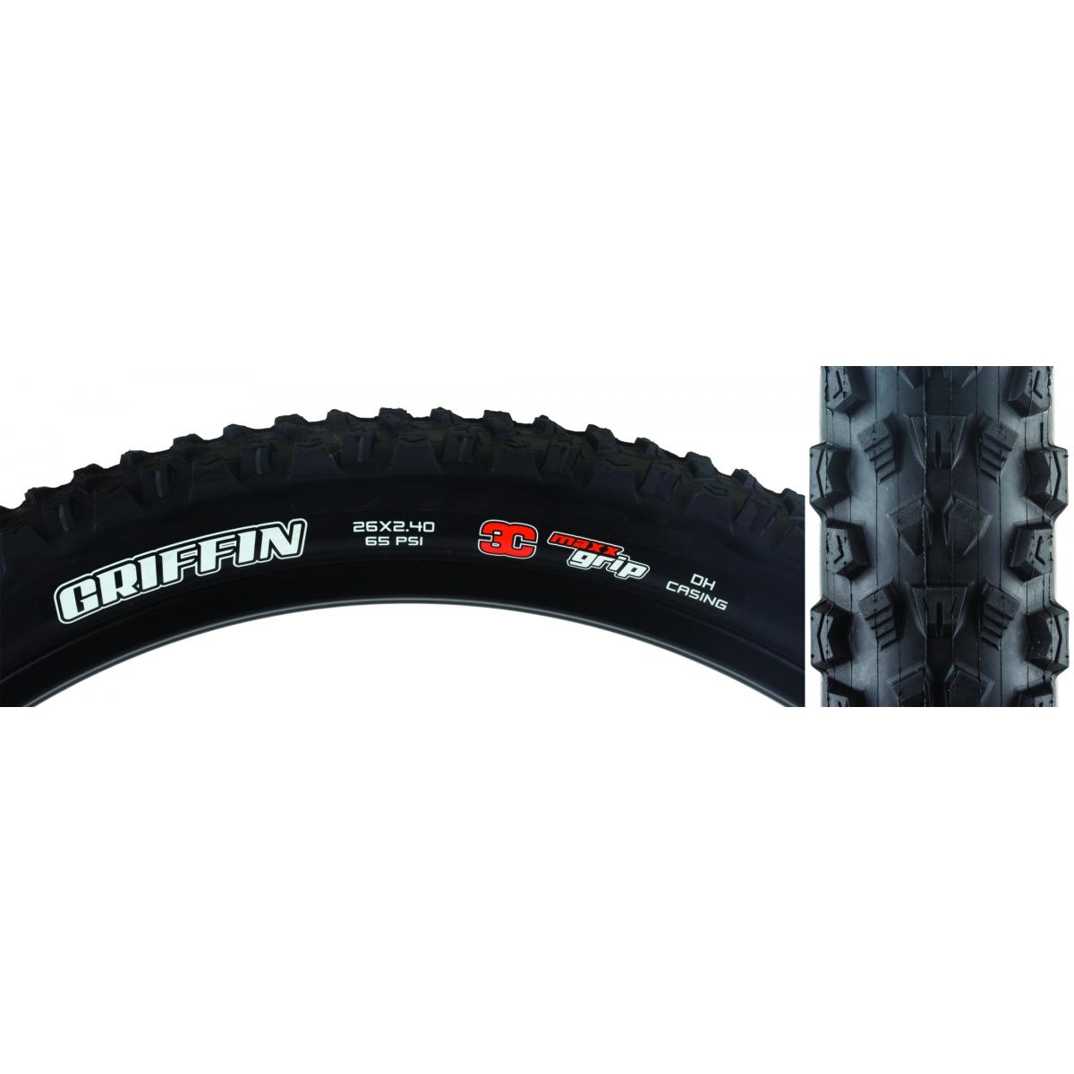 Tires Max Dth 26X2.15 Sw Fold Sc