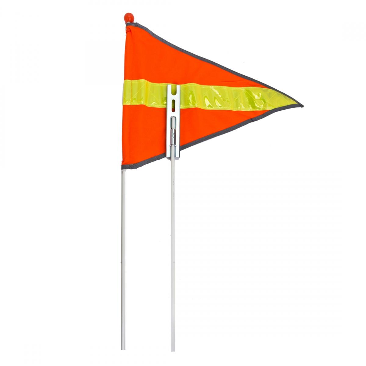 Sunlite Safety Flag 1Pc