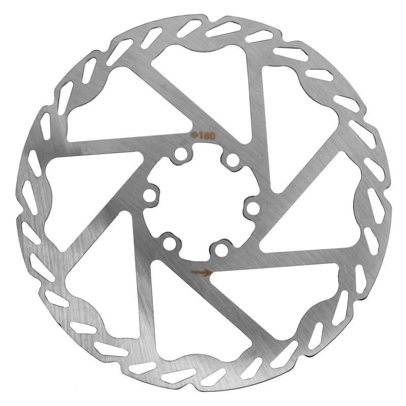 Clarks Brake Part Disc Rotor 6B Wavey 160 Sl