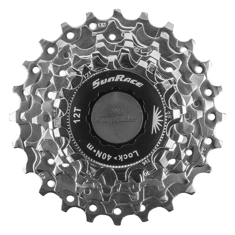 Sunrace Freehub Cassette CS-R63 11-24 Nik 7 Speed