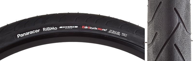 Panaracer RiBMo Tire Pan Ribmo Protite 26x1.5 Fold Bk//blk