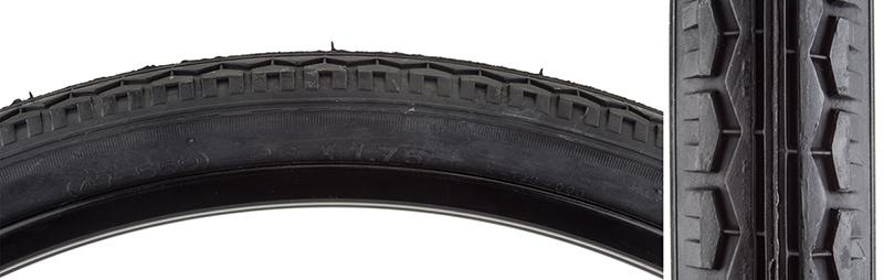 Sunlite Street Tire Sunlt 20x1.75 Bk//wh Street K123