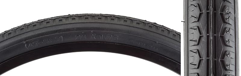 Sunlite Tire 22X1.75 Bk//Bk K924
