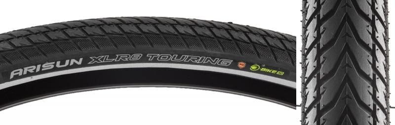 ARISUN Tires Arisun Xlr8 700X38 Bk Wire/60 Pd/Ref E-Bike
