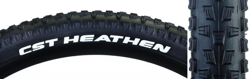CST PREMIUM Tires Cstp Heathen 26X2.25 Bsk Wire