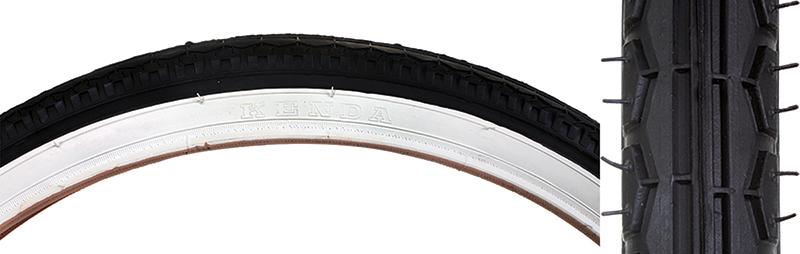 Sunlite 18x1.75 Black //black Street K123 Tire