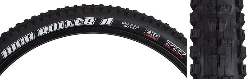Maxxis Minion Dhf 29X2.3 Bk Folding 3C//Exo//Tr Tire