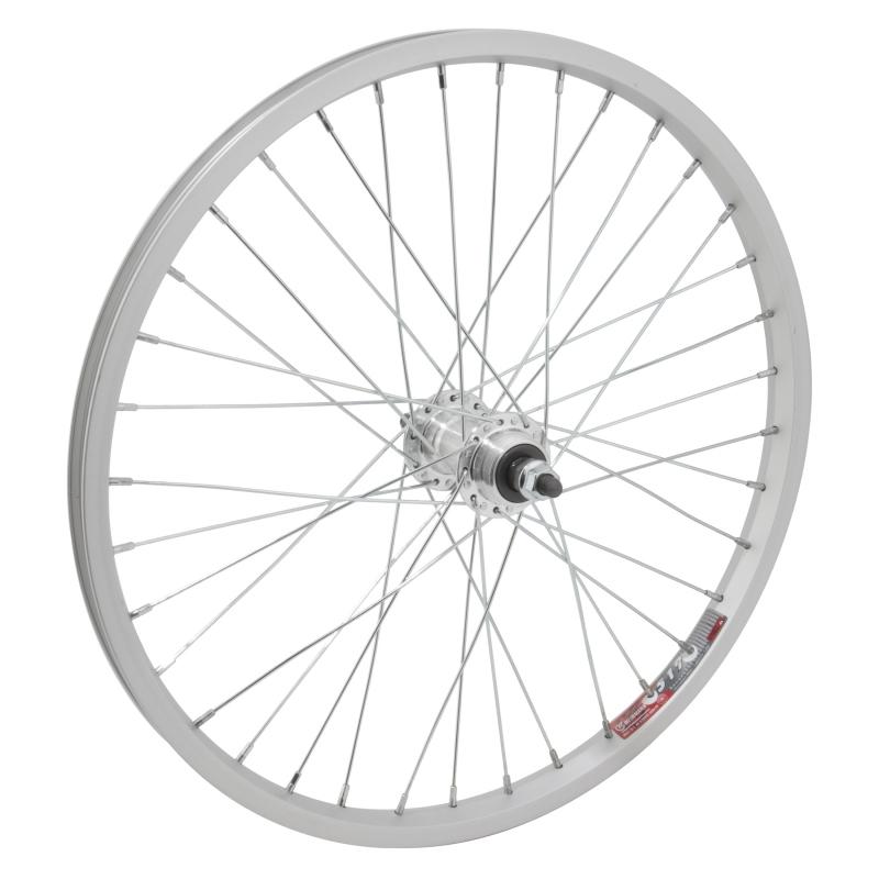 Wheel Front 20X1.75 Stl Cp 36 Stl Bo 3//8 14Gucp