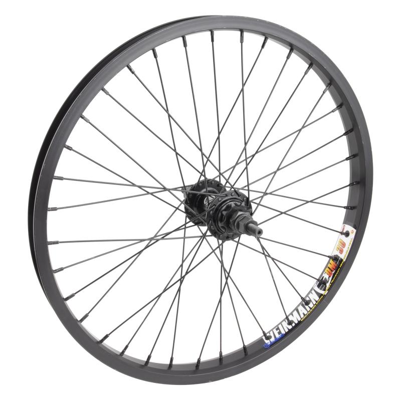 WM Wheel  Front 20x1.75 406x24 Wei Dm30 Bk 36 Bk-ops 3//8 Bk 14gbk