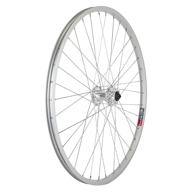 WM Wheel  Front 27x1-1//4 630x19 Aly Sl 36 Aly Qr Sl 14gucp