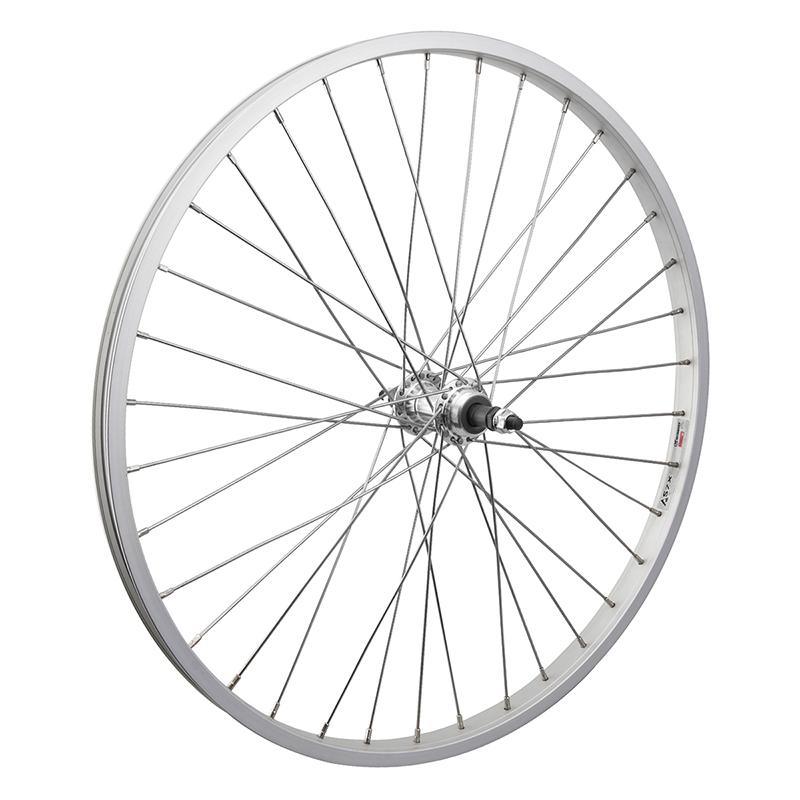 Wheel Rear 26X1.75 Aly Sl 36 Aly Fw 5//6//7Sp Bo Sl 135Mm 12Gss
