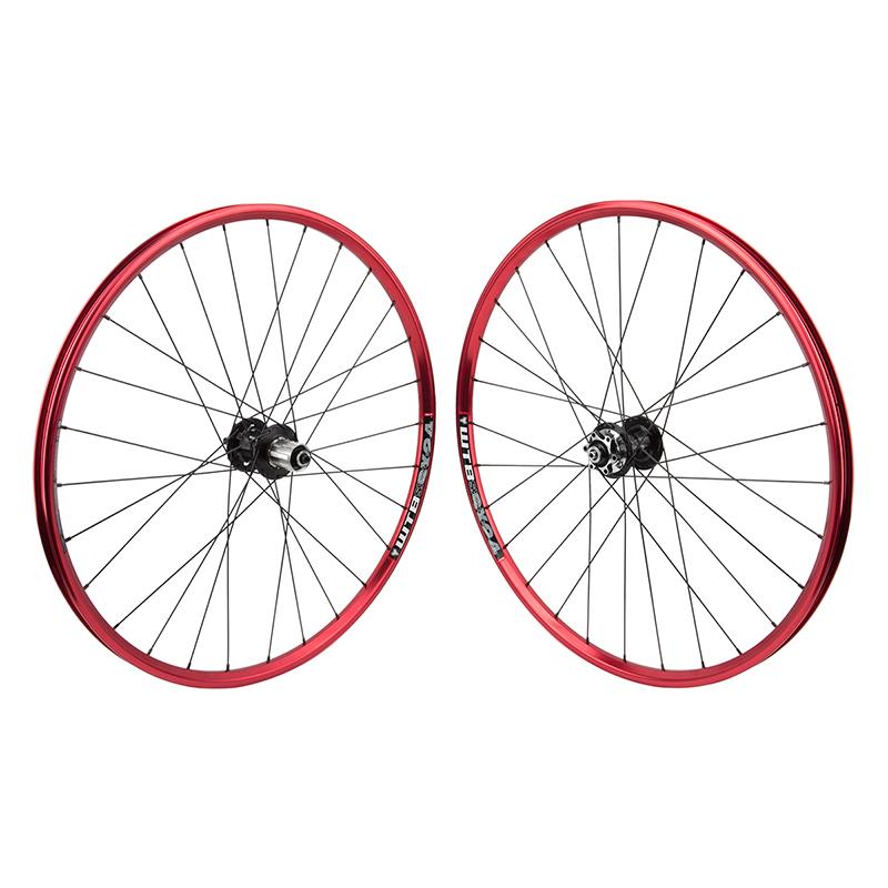 Wheel Masters 26 Alloy Mountain Disc Double Wall PR 26x1.5 559x17 MT2000 White