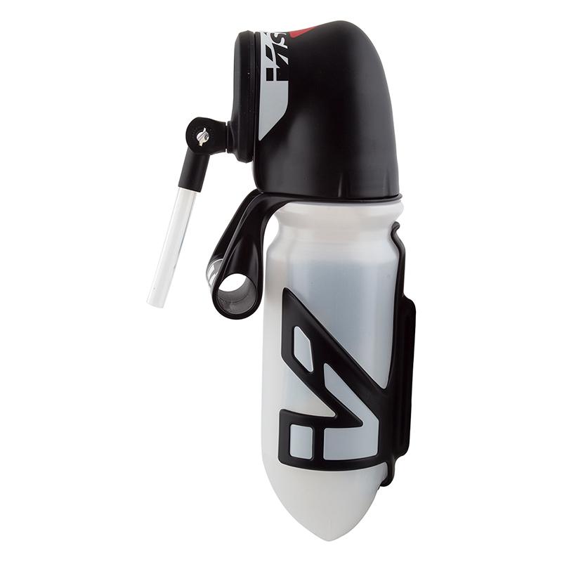 FSA Vision DS1 Hydration Drink System Black//Clear 26oz