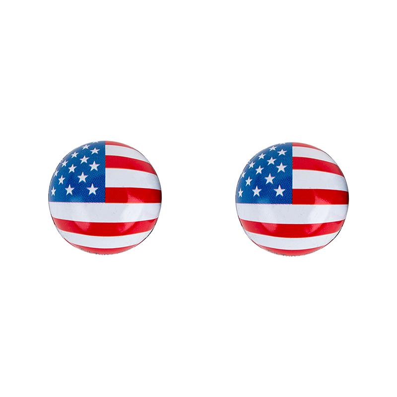 TRICK TOPS USA Flag Valve Caps