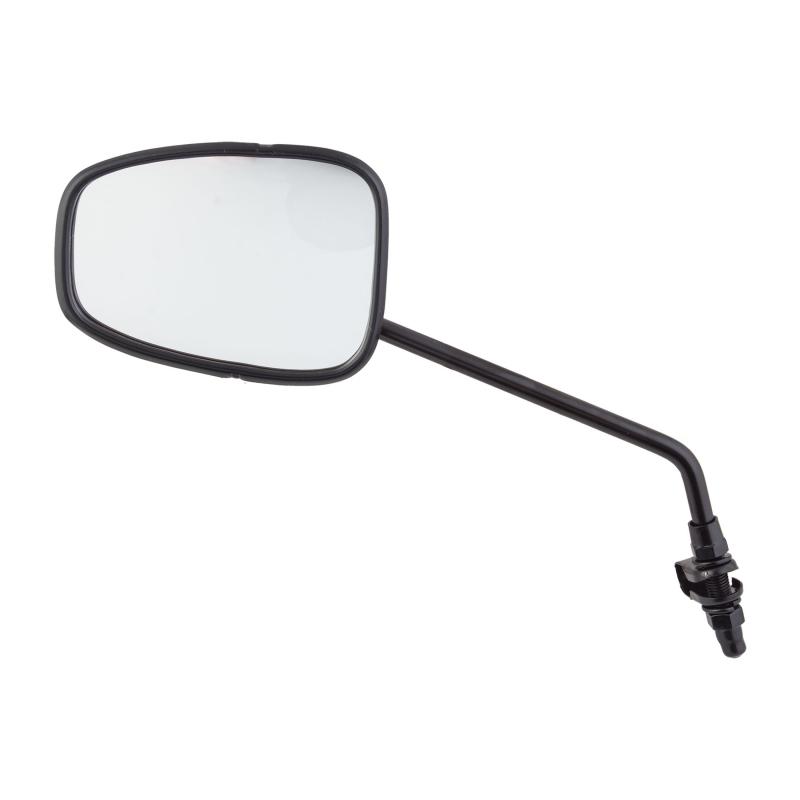 "11.5/"" Black Sunlite Hd Ii Mirror Mirrors Bolt-On"